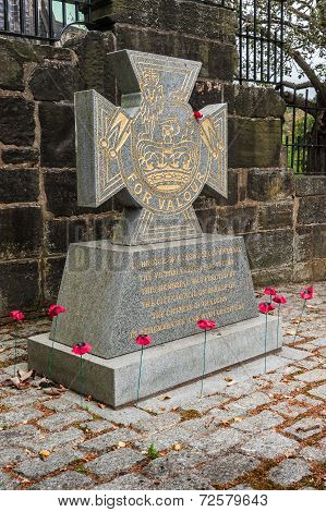 War Memorial Victoria Cross