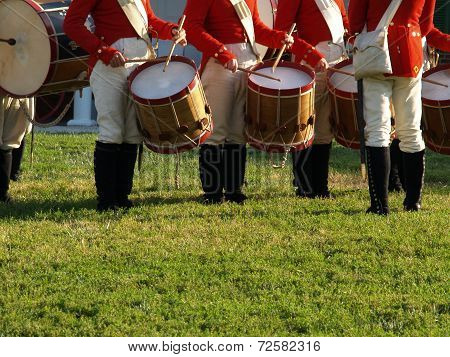 Revolutionary War soldiers
