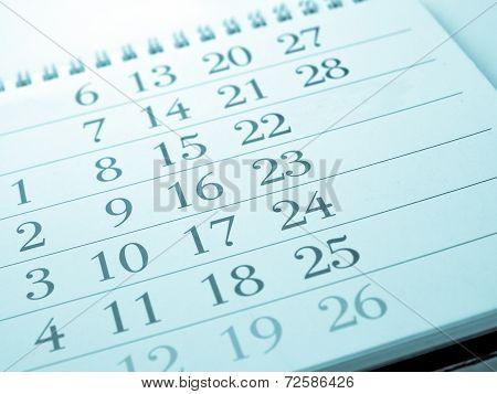 Calendar Picture