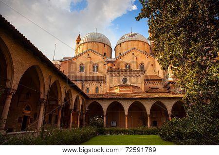 The Pontifical Basilica Of Saint Anthony Of Padua