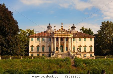 The Villa Giovanelli Colonna,