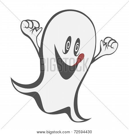 Funny Freaky Ghost