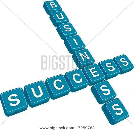 business concept crossword