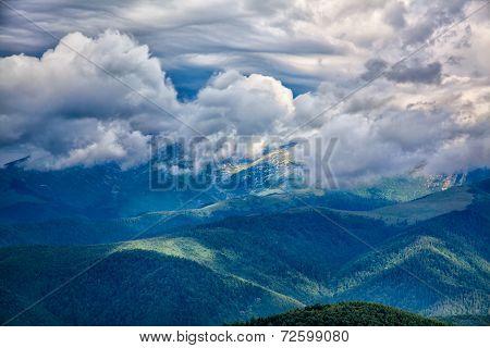 Landscape From Transalpina