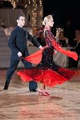 The Ballroom Dance Lesson