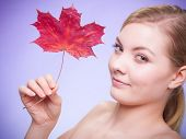 stock photo of capillary  - Skincare habits - JPG