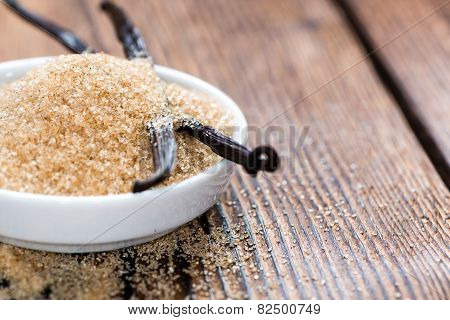 Vanilla Sugar (brown)