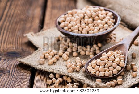 Dried Chick Peas