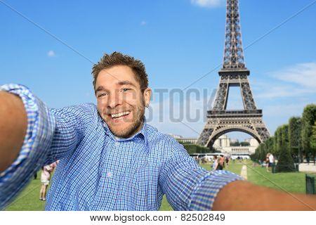 Guy in the Paris