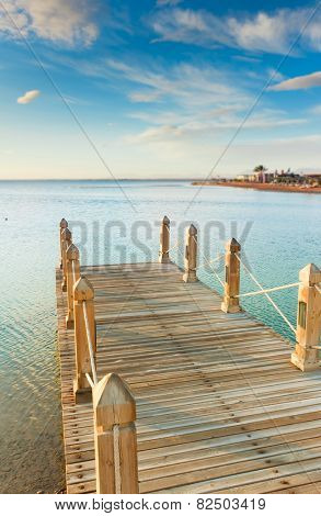 Jetty to Paradise