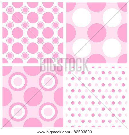 Ponk Polka Dot Pattern
