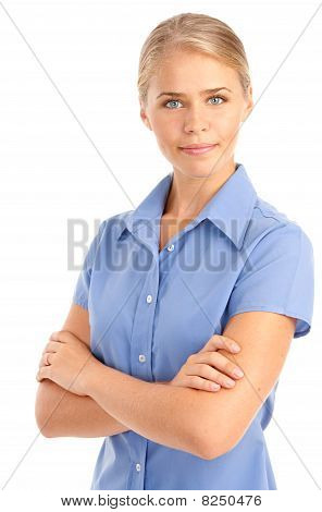 Mulher de negócios
