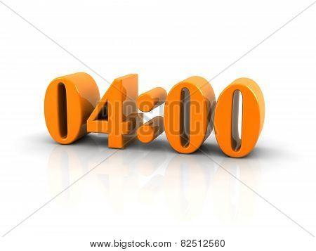 Time 4 O'clock
