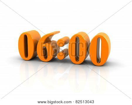 Time 6 O'clock