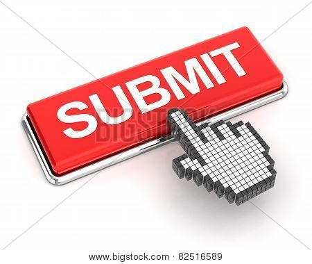 Clicking a submit button