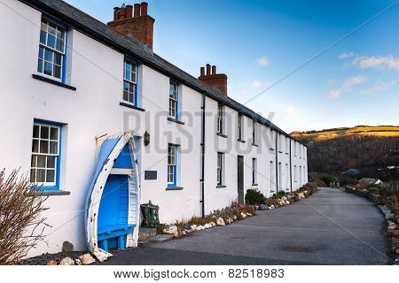 Terraced Cottages