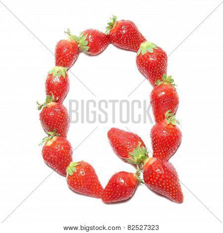Strawberry Health Alphabet