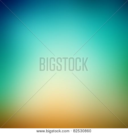 gradient blur abstract nature background