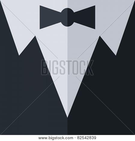 tuxedo art