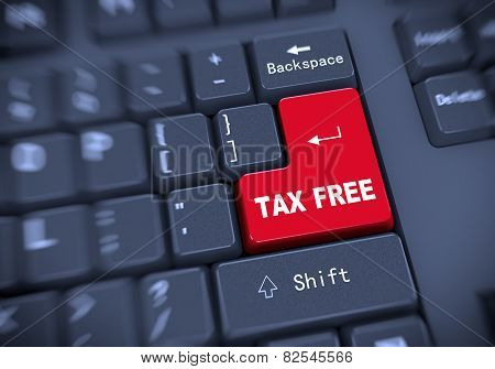 3D Keyboard - Tax Free