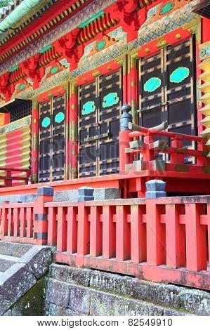 Toshogu Shrine Nikko, Japan