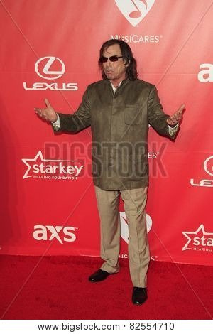 LOS ANGELES - FEB 6:  Mickey Hart at the MusiCares 2015 Person Of The Year Gala at a Los Angeles Convention Center on February 6, 2015 in Los Angeles, CA