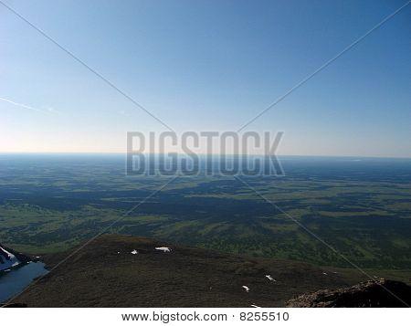 Aranetsky bogs in Russia