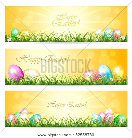 Three Easter Cards