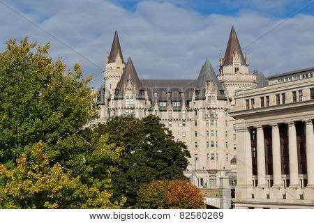 Buildings In Ottawa