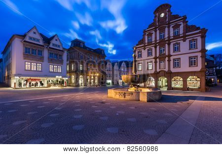 Historic Center of Speyer, Germany