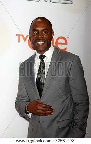 LOS ANGELES - FEB 6:  Richard Brooks at the 46th NAACP Image Awards Arrivals at a Pasadena Convention Center on February 6, 2015 in Pasadena, CA