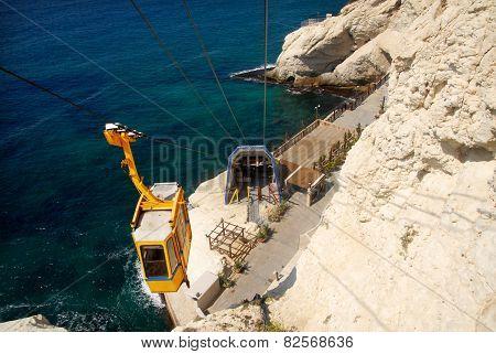 Rosh Hanikra Grottos - Israel