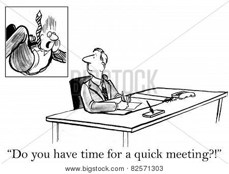 Quick Meeting