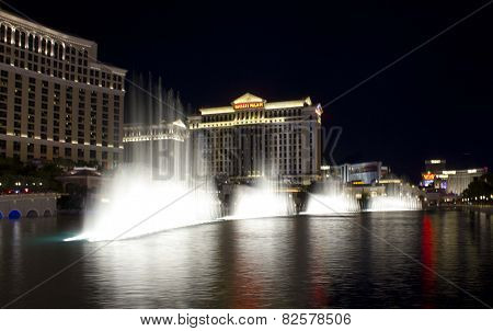 Bellagio Waterworks