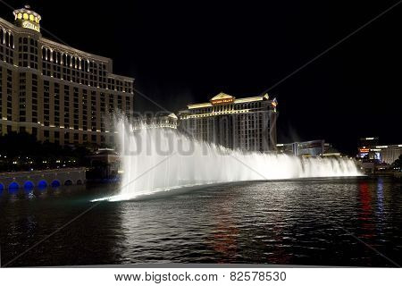 Bellagio Waterworks, Beautiful Water Games