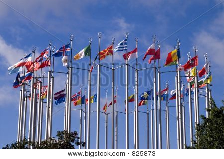 Flags collection