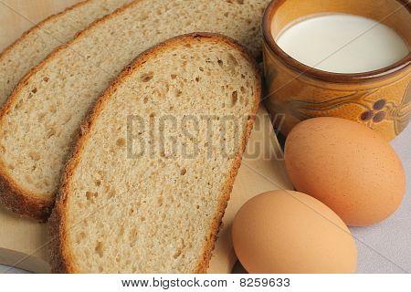 Breakfast Close-up