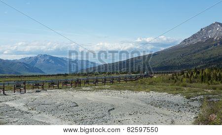 Alaska's Oil Pipeline