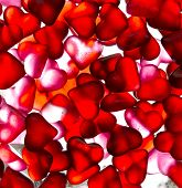 picture of jelly beans  - candy heart jelly beans Valentine full - JPG