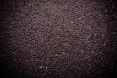 stock photo of mulberry  - black mulberry paper texture background grunge pattern - JPG