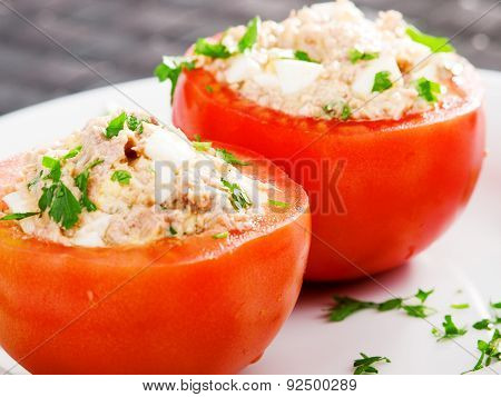 Stuffed Tomatos