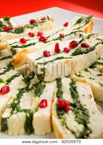 Fish Pate With Spinach