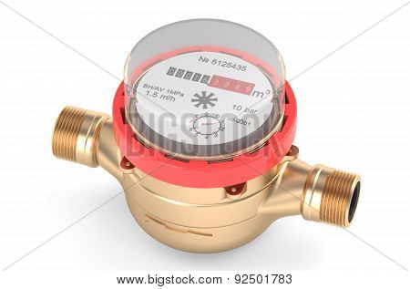 Hot Water Meters