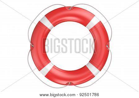 Lifebuoy Closeup