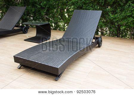 Lounge Sunbed