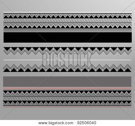 Maori Pattern a