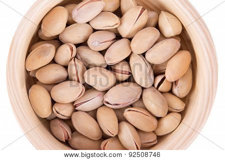Pistachio In Bowl