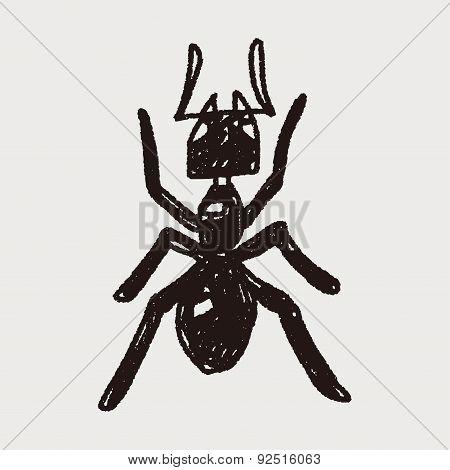 Ant Doodle