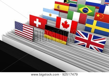 International Business Customers Data Directory