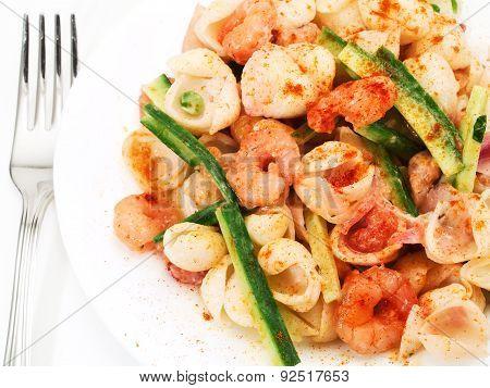 Pasta Collection - Shrimps Salad